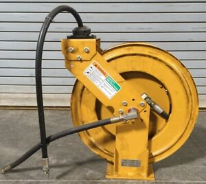 Graco 224 058 Oil Hose Reel 1800psi 980 1523981