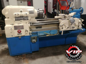 Monarch Engine Lathe 15 5 X 30 With 3 Jaw 10 Chuck 3h Collet Nose Etc