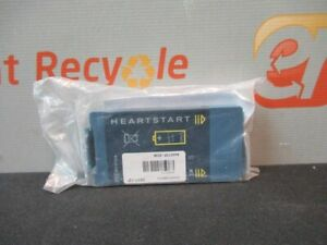 Philips Heartstart M5070a Aed Defibrillator Battery Home Onsite 12 2017