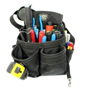 Electrician s Tool Set Hand Tools With Tool Bag Used Sold As Is See Photos