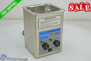 Vwr Scientific Aquasonic 50ht Heated Ultrasonic Cleaner Heat Only