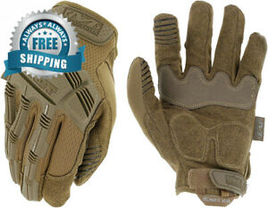Mechanix Wear M pact Coyote Tactical Gloves medium Brown