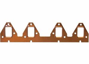 Ford Fe 390 428 Stock Head Copper Exhaust Header Gaskets Pair O ring Style Usa