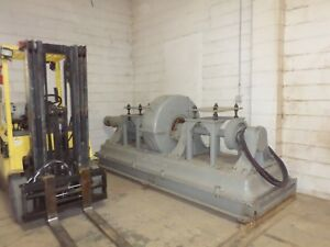 Sprout waldron sprout bauer andritz 36 2 Attrition Pulverizer Double Disc Mill