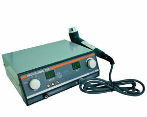 New Portable Ultrasound Therapy Device 1 Mhz Plastic Moulded Light Machine Gnmj
