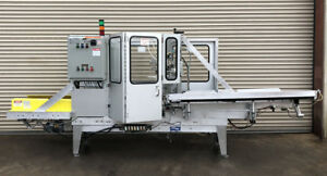 Wexxar Wft Automatic Case Erector With 3 Bottom Taper Sealer Box Carton Former