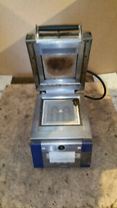 Electrolux Hsppan High Speed Microwave Infrared Panini Sandwich Press Grill 2010