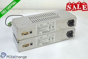 Lot Of 2 Agilent On line Vacuum Degasser G1322a Power Supply Module Parts
