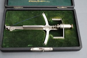 Ophthalmic Tonometer signed Ca 1920 s