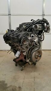 2010 2011 2012 Ford Fusion 3 0 L Engine Motor Runs Great 114k Miles 6 Cylinder
