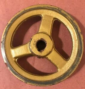 Powermatic 141 14 Bandsaw Lower Wheel Shaft Pulley Band Saw Parts