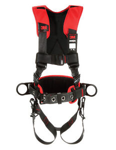 3m Protecta Comfort Construction Style Positioning Harness Size Small Bbx
