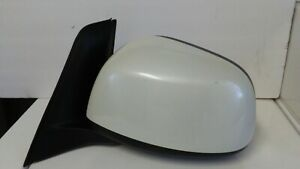 2007 2013 Suzuki Sx4 Side View Mirror Left Driver Side White Used Oem Nice