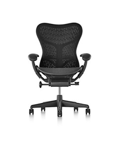 Herman Miller Mirra 2 Chair Tilt Limiter And Seat Angle Butterfly Back