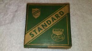 Vintage Standard Napa Oil Seal Rare Antique Car Parts Chevy Ford Dodge