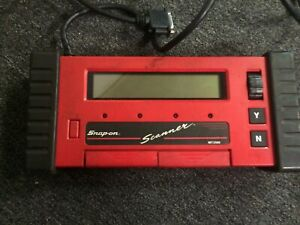 Snap On Automotive Scanner Mt2500