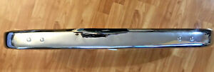 Bmw Isetta 300 Front Bumper Used