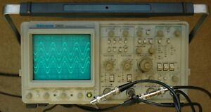 Tektronix 2465 300 Mhz Oscilloscope Calibrated Sn B026086
