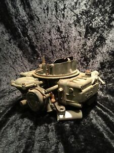 Holley 2818 1 Corvette 327 365hp Carburetor Dated 663