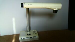 Elmo Tt 02rx Document Camera Visual Presenter Used