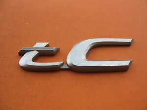 11 12 13 14 15 16 Scion Tc Rear Trunk Lid Emblem Logo Badge Sign Symbol Oem 13