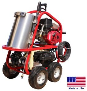 Pressure Washer Commercial Portable 3 5 Gpm 4000 Psi 13 Hp Honda