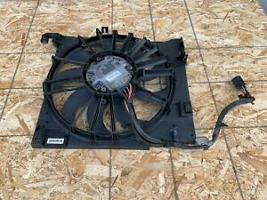 Jaguar Xj Xjl Xf 10 14 5 0 Engine Motor Coolant Fan Complete Oem