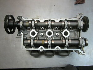 bh07 Left Cylinder Head 2010 Ford Fusion 3 0 9l8e6c086ed