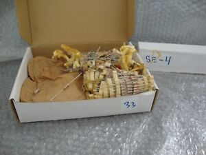 Vintage Lot Of Mixed Resistors 90 Are New