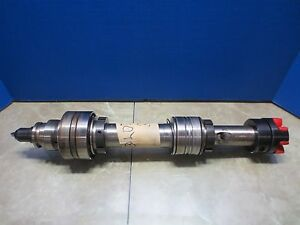Brother Tc 321 Cnc Vertical Mill Tapping Center Spindle Cartridge Warranty