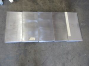 Cincinnati Arrow 1000 Cnc Vertical Mill 55x25 Inch Way Cover Covers
