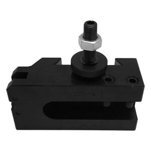 Phase Ii Series Turning Facing Holder 250 410 Ca Quick Change Tool Post