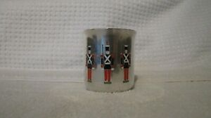 Vintage Tiffany Co Sterling Silver Enamel Toy Soldier Child S Cup