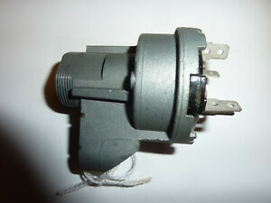 Nos Delco 1116610 Ignition Switch 61 62 63 Chevy Bel Air Impala D 1434
