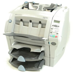 Pitney Bowes Di200 Di 200 Office Right Letter Envelope Folder Inserting System