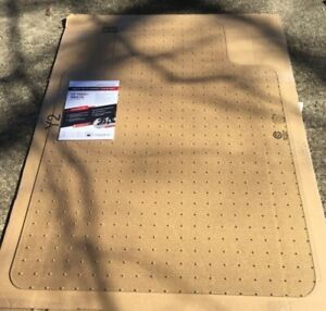 Desk Chair Mat For Carpet Unbreakable Heavy Duty Polycarbonate Ships Flat Office