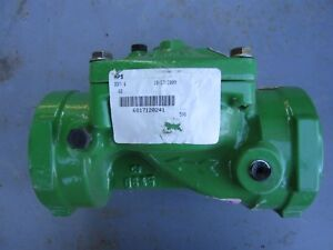 New Bermad 3 Inch Water Valve Air Control Hydraulic Npt 15