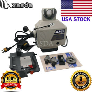Alsgs 110v Power Feed For Vertical Milling Machine X Y Axis Al 310sx