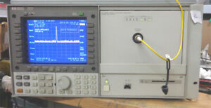 Hp 70950b Optical Spectrum Analyzer With Hp7004a Display