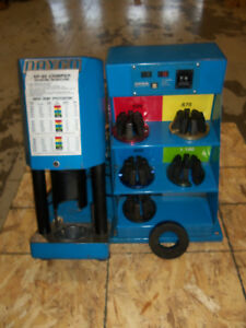 Hydraulic Hose Crimper Machine Dayco Np 60 Crimps All Brands Of Fittings