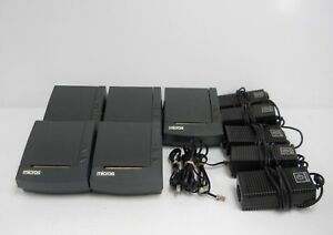 Lot Of 5 Micros Auto Cut Thermal Printer 400444 002 Model Aposs002