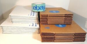 Ebay Brand Shipping Supplies Small Item Business Starter Kit Lot Boxes Envelopes