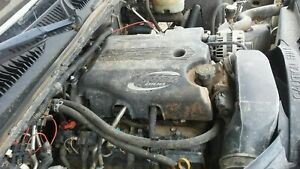 8 1 Engine Motor Gm Chevy 130k Complete 4l80e Transmission And Transfercase