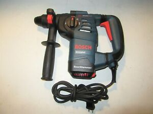 New Bosch 1 1 8 Variable Speed Sds plus Rotary Chipping Hammer Drill Rh328vc