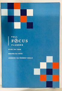 Michael Hyatt Full Focus Planners Brand New 90 Day Planner