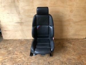 Bmw E36 M3 S52 Oem Front Passenger Right Side Interior Leather Manual Chair Seat