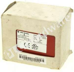 New Allen Bradley 440r g23216 a Monitoring Safety Relay Msr142rtp Minotaur