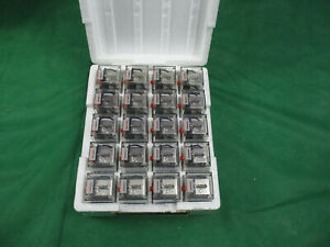 Omron Mk2p s Relay 250v ac 10a Amp Lot Of 24 New