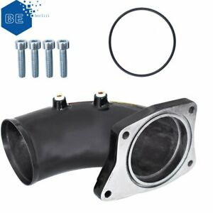 Fit For 2003 2007 Ford F250 F350 F450 6 0l Powerstroke Diesel Intake Elbow