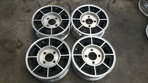 For Vw Volkswagon Porsche Beetle Bug Jdm 15 Hayashi Street V Wheels 130x4